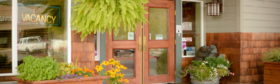 Come On In!